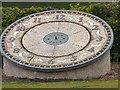 SD3527 : Centenary Cobble Clock by Gerald England
