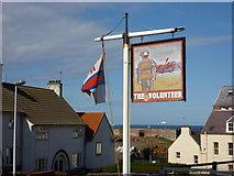 NT6779 : Dunbar Townscape : The Volunteer at Victoria Street, Dunbar, East Lothian by Richard West