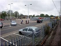 TL3707 : Car park, Broxbourne Station, Hertfordshire by Christine Matthews
