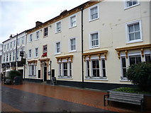 SU6351 : Basingstoke - Red Lion Hotel by Chris Talbot