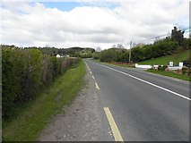 H2518 : Road at Carrowmore by Kenneth  Allen