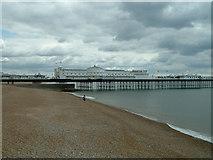 TQ3103 : Brighton Pier by Alan Hunt