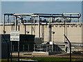 NT6477 : Dunbar Waste Water Treatment Works, Beltonford, East Lothian by Richard West