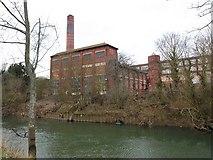 ST6569 : Cadbury's Chocolate Factory, Somerdale by Derek Harper