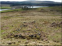NS2972 : The ruins of Corlick: central building by Lairich Rig
