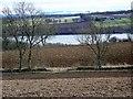 NO1445 : Plough above Kinloch by Maigheach-gheal