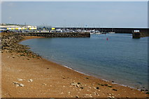 TQ3303 : Outer Harbour, Brighton Marina, Sussex by Peter Trimming