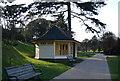 TQ8110 : Shelter, Alexandra Park by N Chadwick
