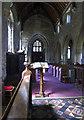 TL0852 : Interior, All Saints Church, Renhold by Cameraman