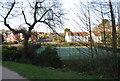 TQ8110 : Tennis Courts, Alexandra Park by N Chadwick