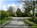 N9553 : Junction, Co Meath by C O'Flanagan