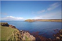 NG4074 : Tulm Bay by John Allan