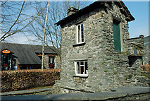NY3704 : Bridge House, Ambleside by Brian Clift