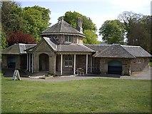 NS2209 : Swan Cottage by Kenneth Mallard