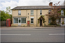 SZ1597 : The Old Post Office, Sopley by Peter Facey