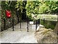 SK2958 : River Derwent by Gerald England