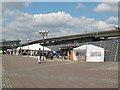 TQ4180 : London Regatta Centre (3) by Stephen Craven