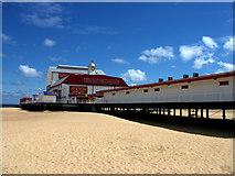 TG5307 : Britannia pier and theatre by John Goldsmith
