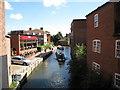 SU4767 : Kennet & Avon Canal, Newbury by Oast House Archive
