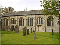 NY7863 : St Cuthbert's Church, Beltingham by Andrew Curtis