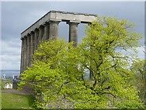 NT2674 : The National Monument, Calton Hill, Edinburgh by Becky Williamson