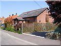 TG1506 : The Old Hall, Little Melton by Adrian Cable