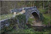 NZ7805 : Beggars Bridge Glaisdale by Tom Richardson