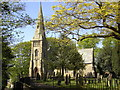 NY3561 : St Mary's Church Rockcliffe by Colin Kinnear