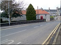 NO4203 : Telephone box, Kirkton of Largo or Upper Largo by Maigheach-gheal