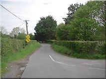 O0345 : Bridge Ahead, Co Meath by C O'Flanagan