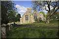 SX0854 : Tywardreath Church on a fine spring day by roger geach