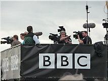 SX9891 : Westpoint : Devon County Show 2010 - BBC Spotlight by Lewis Clarke