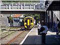 NG7627 : Kyle of Lochalsh Railway Station by John Lucas