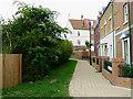 SU1482 : New homes, Wichelstowe, Swindon by Brian Robert Marshall