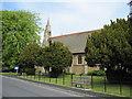 SE7925 : St  Peter's  Parish  Church  Laxton by Martin Dawes