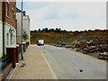 SU1482 : Looking north, East Wichel, Wichelstowe, Swindon by Brian Robert Marshall