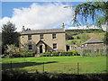NT9608 : Former Farmhouse, Biddlestone by Les Hull