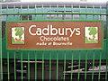 SU5832 : Cadburys Chocolates by Sandy B