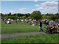 SP2872 : 'Party in the Park' at Abbey Fields by John Brightley