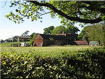 SP2375 : Holly Lane Farm by Robin Stott