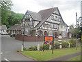 SO8468 : Mitre Oak Crossway Green by John Firth