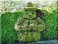 SU4157 : The Green Man of Ashmansworth by Maigheach-gheal