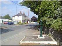 N8857 : Village Pump, Kilmessan, Co Meath (2) by C O'Flanagan