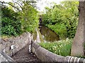 SJ9392 : Peak Forest Canal by Gerald England