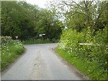 N8552 : Junction, Co Meath by C O'Flanagan