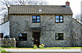 ST6050 : 2010 : Mendip Hill Farm with daffodils by Maurice Pullin