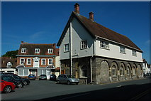 SP0957 : Town Hall, Alcester by Philip Halling