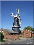 TF1443 : Heckington Eight Sailed Mill by Richard Hoare
