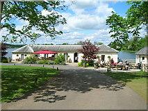 SE7170 : Lakeside Café, Castle Howard by JThomas