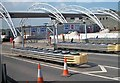 O1069 : Cars Only lanes at the Balgeen Toll Plaza by Eric Jones